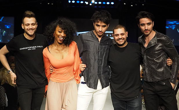Stars of Project Runway